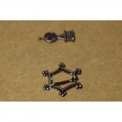 Medieval buckles