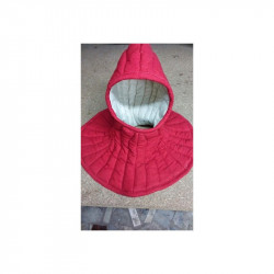 Padded Arming Cap with Collar